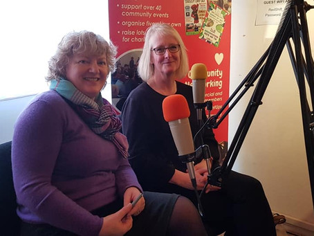 Clubs Hit The Radio for Rotary Day 2019