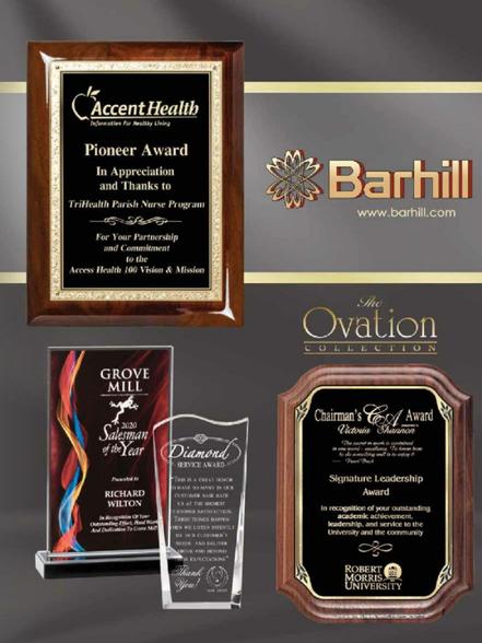 Barhill Catalog