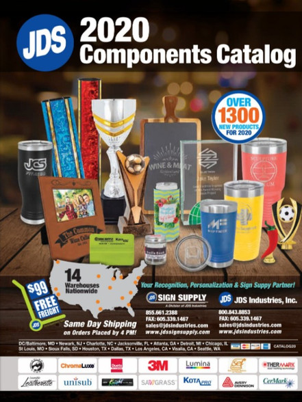 2020 Component Catalog