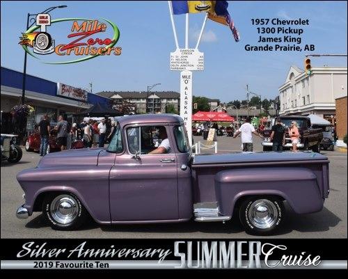 1957 Chevrolet 1300 Pickup