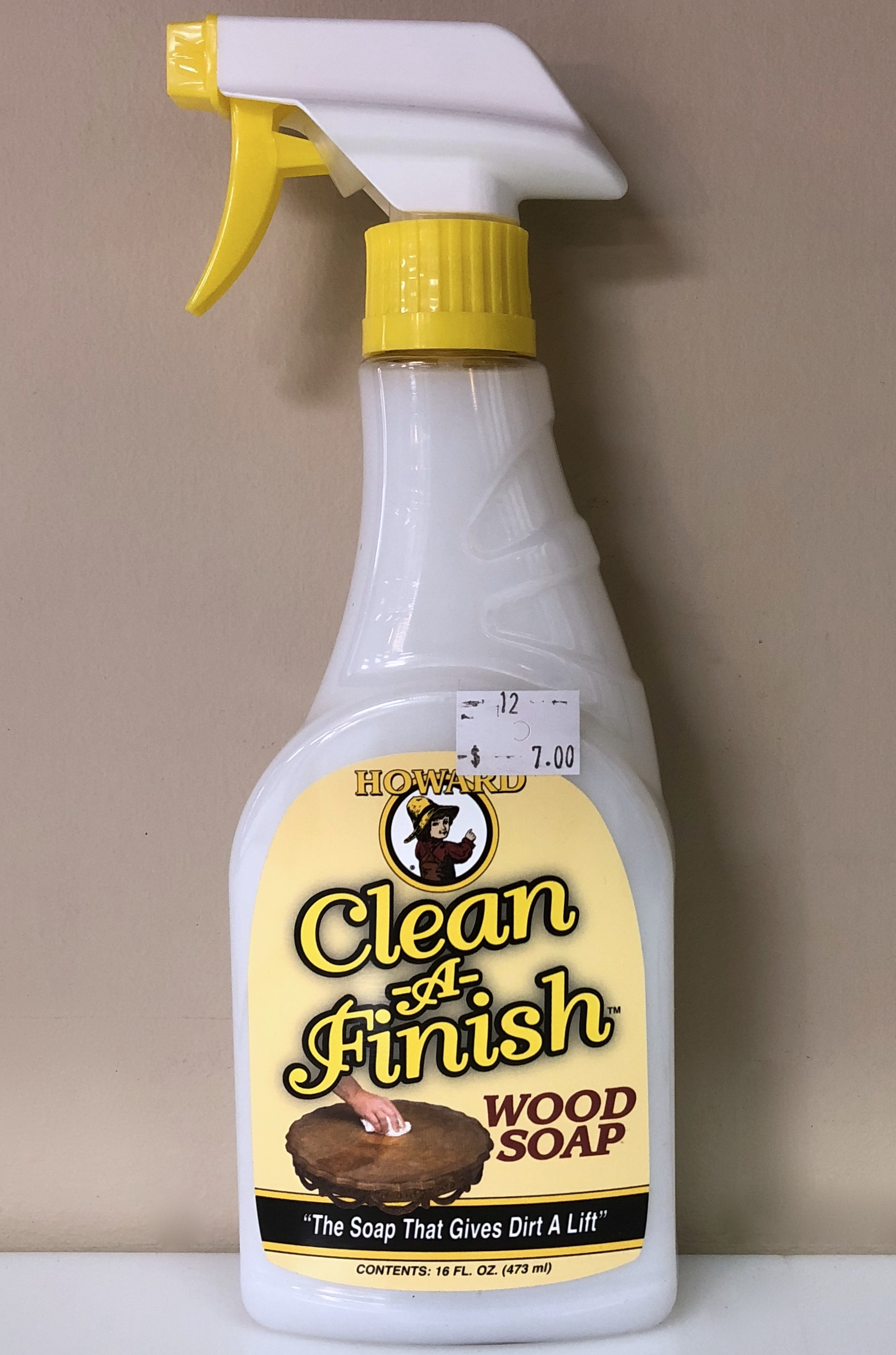 16 oz. Clean-A-Finish $7