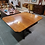 Thumbnail: Drop Leaf Ornate Claw Foot Dining Table