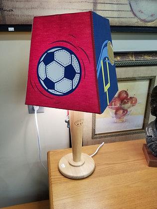 Sports Theme Lamp w/ Baseball Bat Base #L62