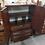 Thumbnail: Lane Mid Century Mcm Tall Wood Dresser Wardrobe