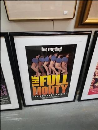 The Full Monty Framed Poster #A139