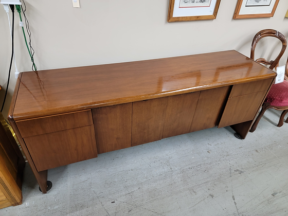 Beautiful Solid Wood Credenza / File Cabinet
