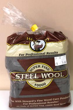 #0000 Steel Wool $5