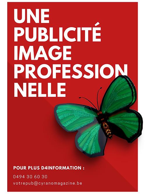 NOUS CRÉONS VOTRE PUBLICITÉ IMAGE