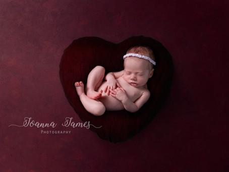 Baby Emma. Brisbane Newborn Photographer.
