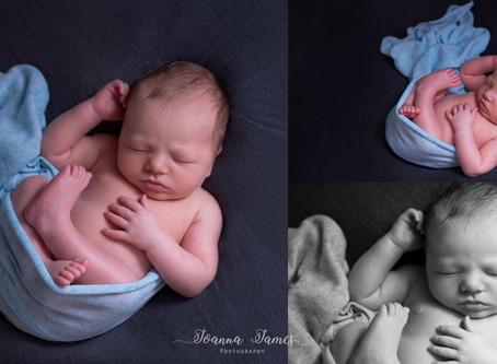Baby Elon, Brisbane newborn photographer