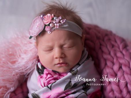 Baby Mackenzie. Brisbane newborn photography