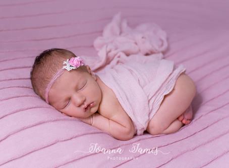 Olivia, Brisbane newborn photographer
