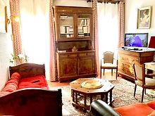 salon chambre LA FRANQUI