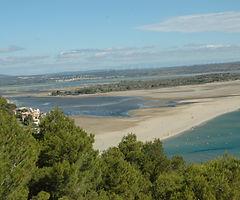 plage de LA FRANQUI