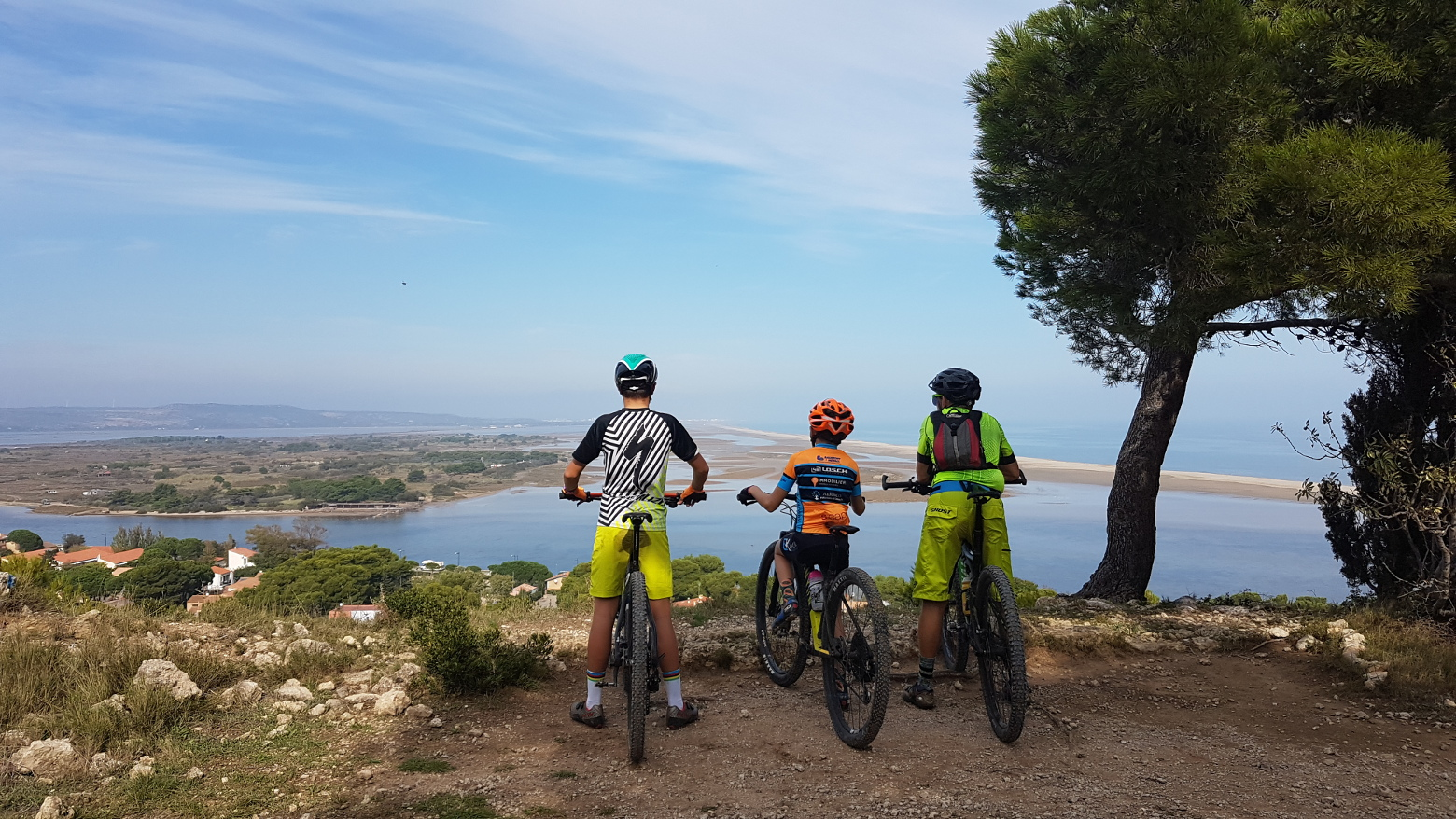 BIKE RIDES ON THE CLIFF LA FRANQUI