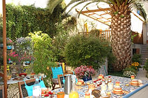 jardin Mer Méditerranée