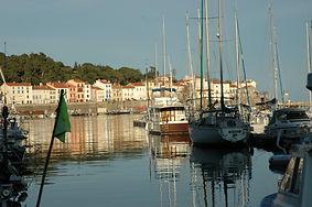 Port- Vendres et son port