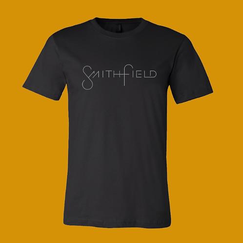 SmithField Logo T-Shirt - Black