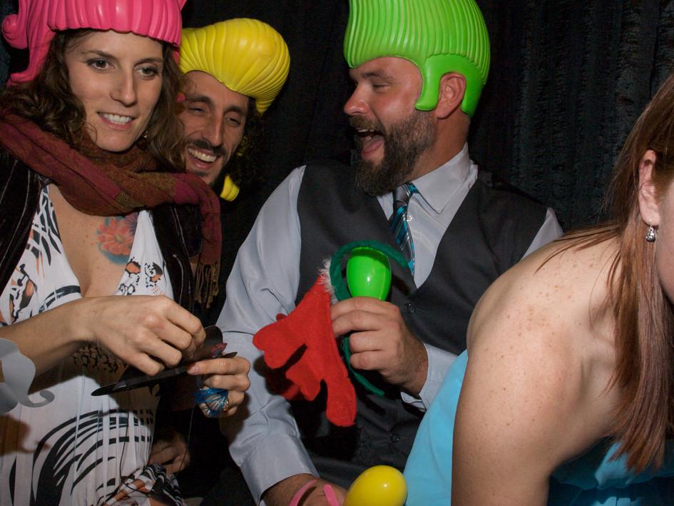 Pennington's Wedding- DJ Party Favors