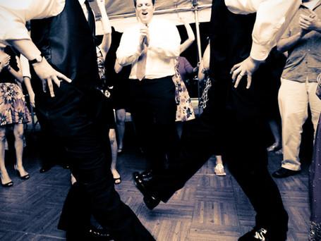 Dance Off- Groom & Bestman