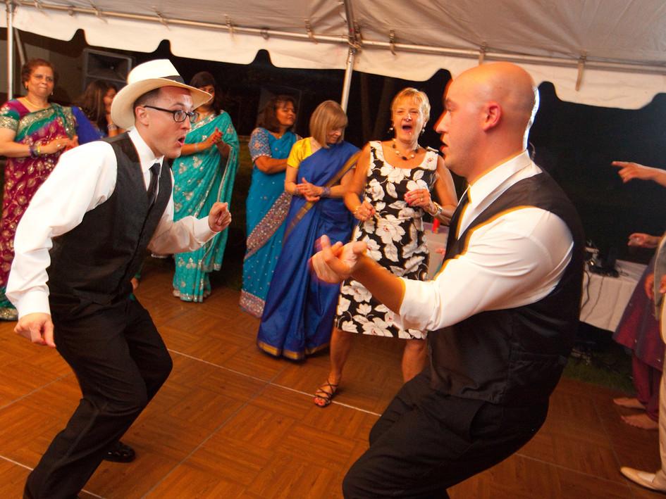 Dance Off -Groom & Bestman