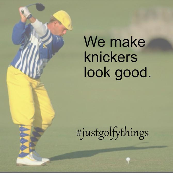 #justgolfythings