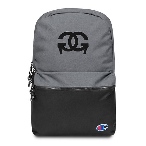 GG X Champion Backpack