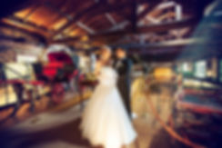 museum wedding new zealand