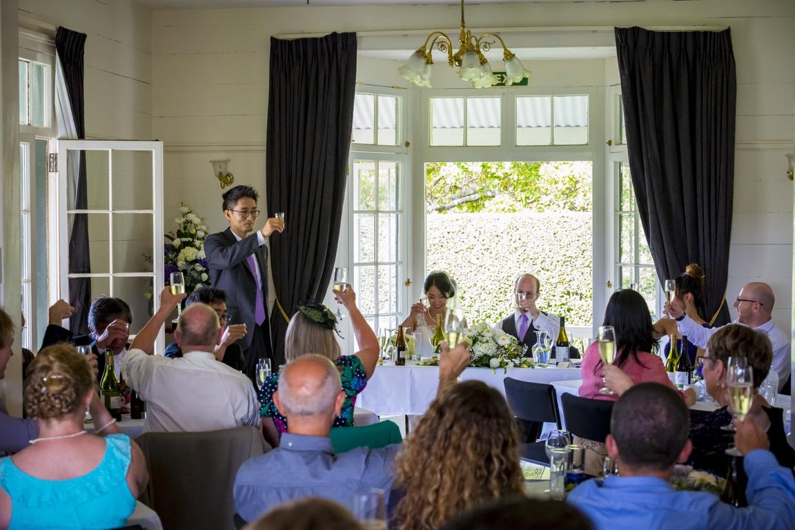 Asian Kiwi Wedding Howick Auckland