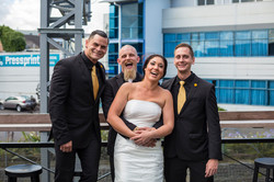 Kiwi Wedding in Auckland NZ