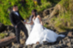 Auckland Wedding Photographer in Muriwai