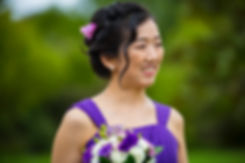 Asian Bridesmaids in an Auckland Kiwi Wedding