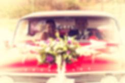 classic car wedding auckland