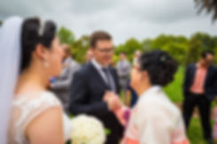 Asian Wedding in Matakana Auckland New Zealand