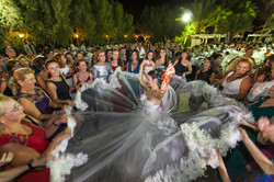 Turkish Wedding Bride Dance