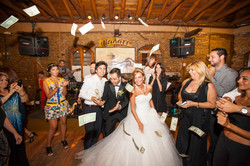 Greek Tavern Wedding in Greece