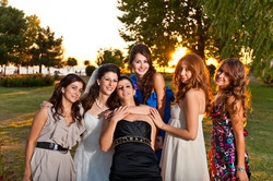 Turkish Wedding Bride Bridesmaids