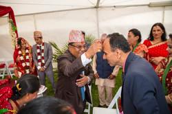 Nepali Wedding Group Photo Auckland