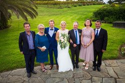 Kiwi Family Wedding in Gracehill