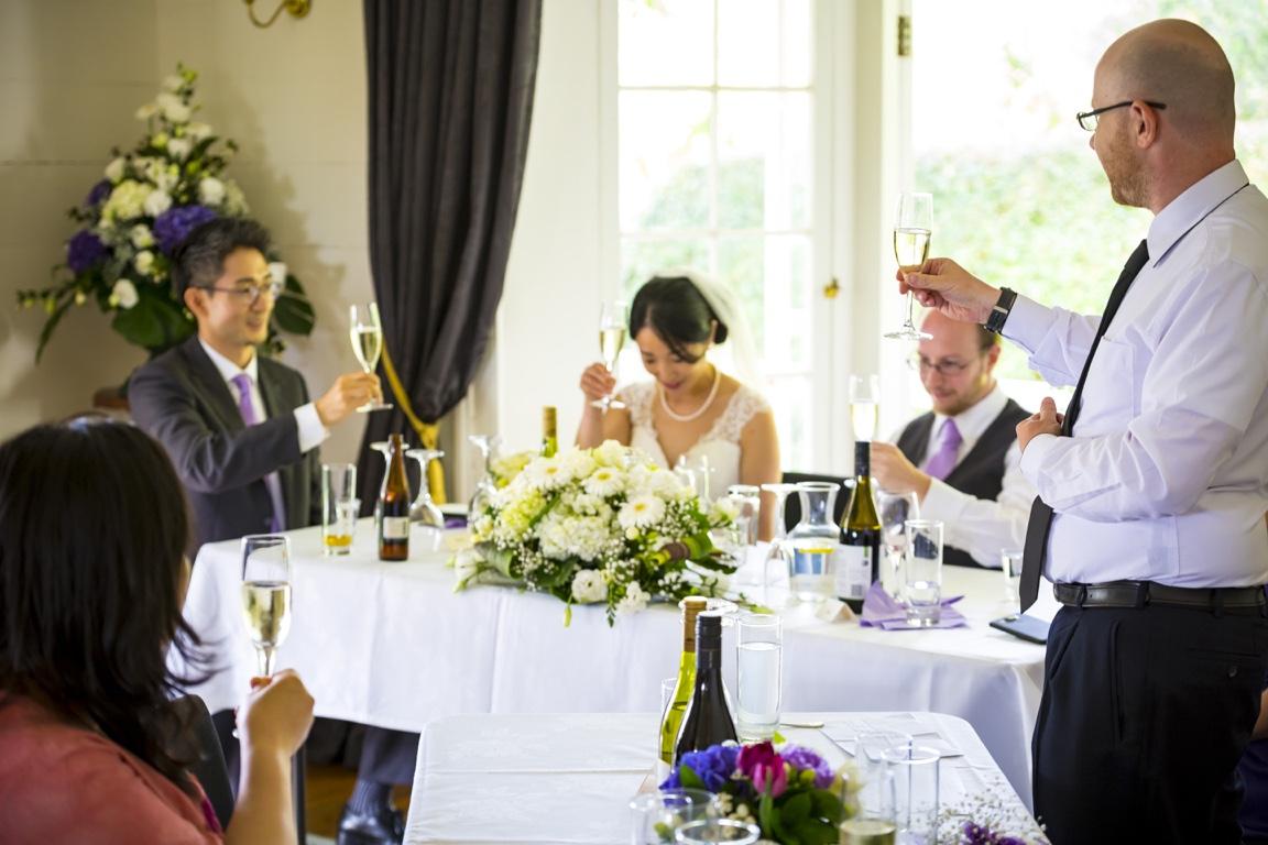 Asian Bride Kiwi Groom Auckland