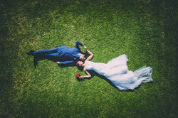 Aerial Wedding Photography Auckland