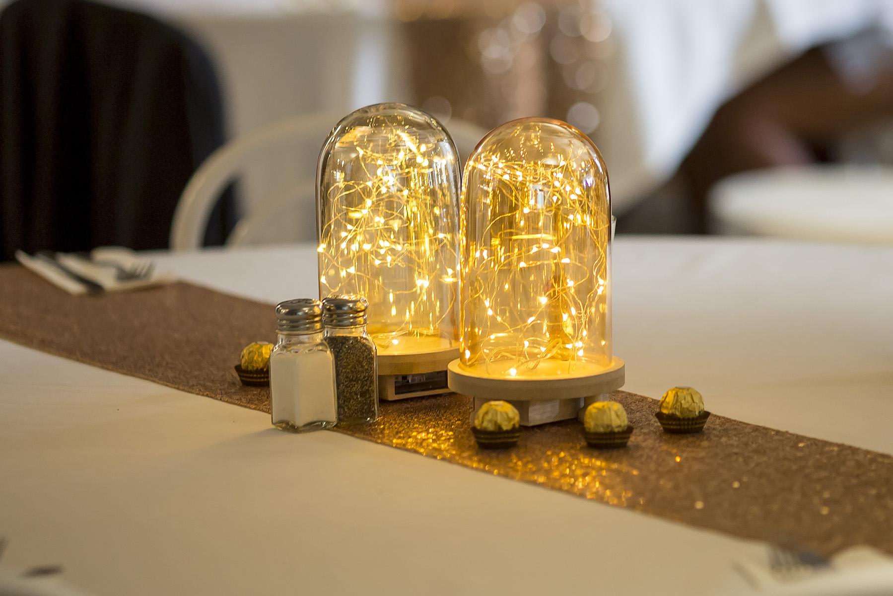 Kiwi Wedding Decorative Lamp