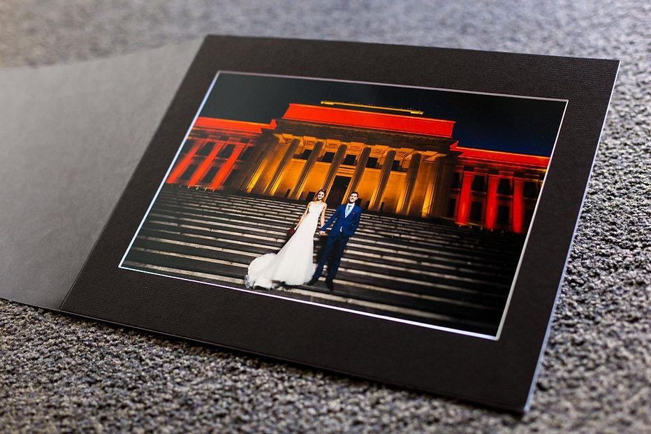 Auckland Wedding Photo Print 2