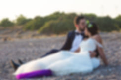 bride and groom new zealand