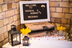 Decorative Item Auckland Wedding