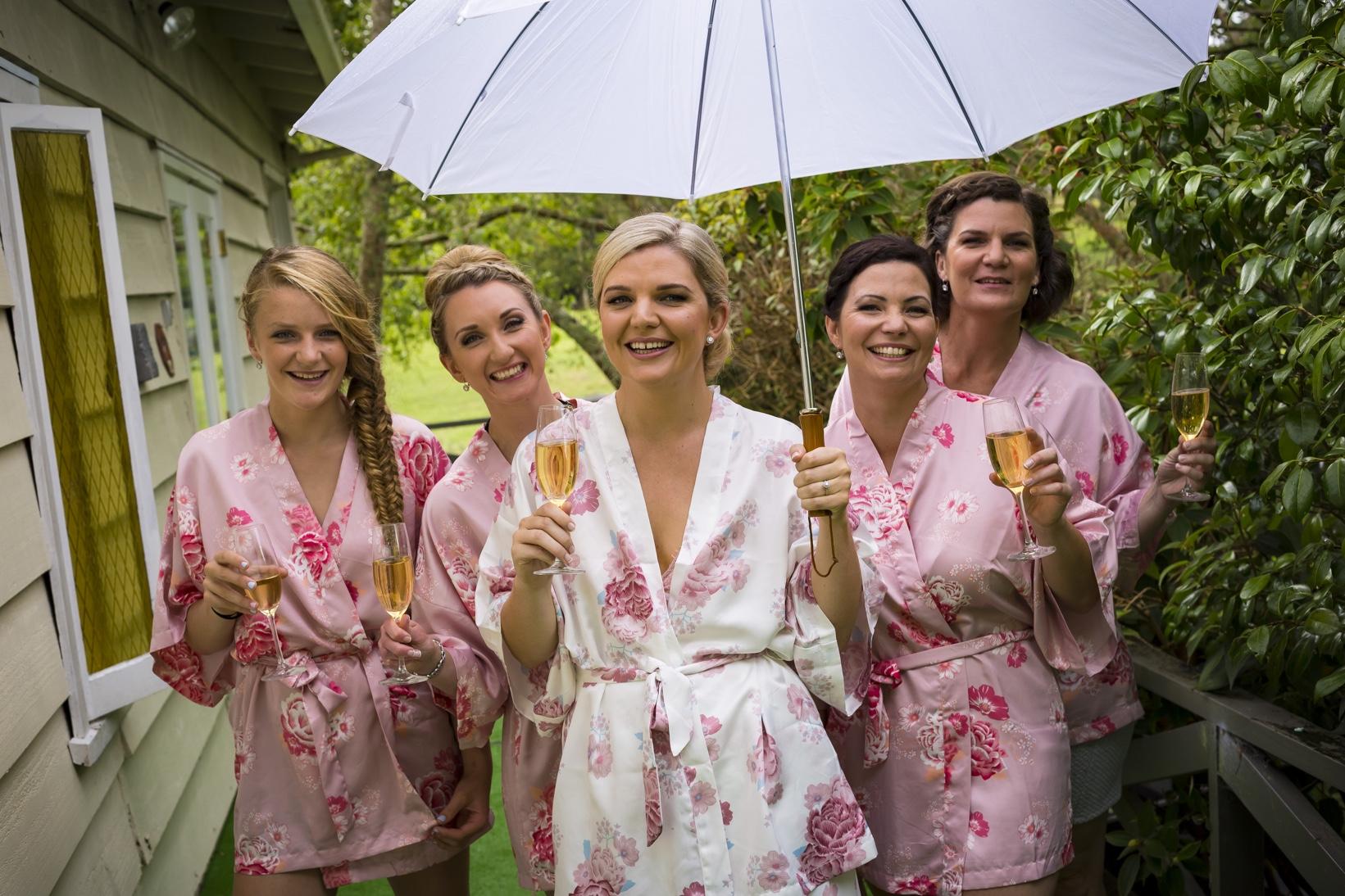 kiwi bride bridesmaids Auckland 4