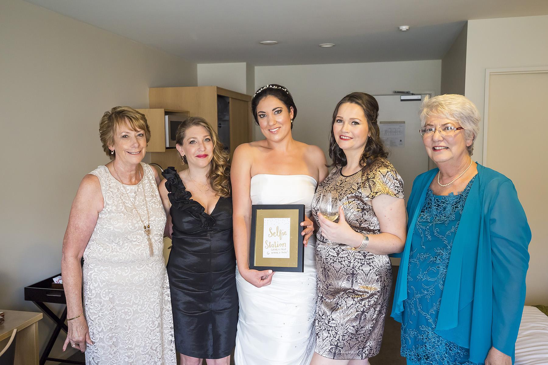 Kiwi Bride Family Wedding Auckland