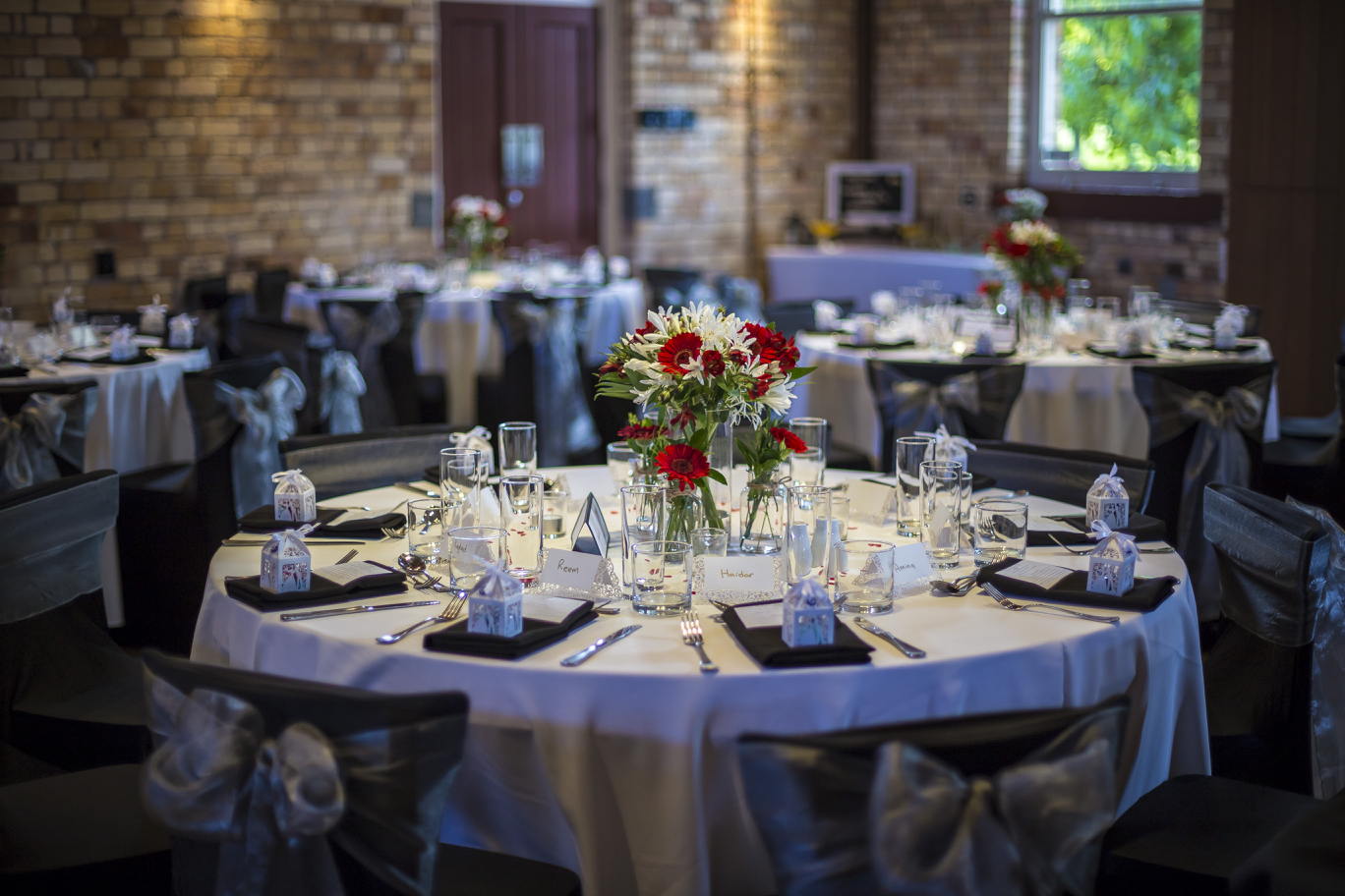 Carrington Pumphouse Wedding Venue