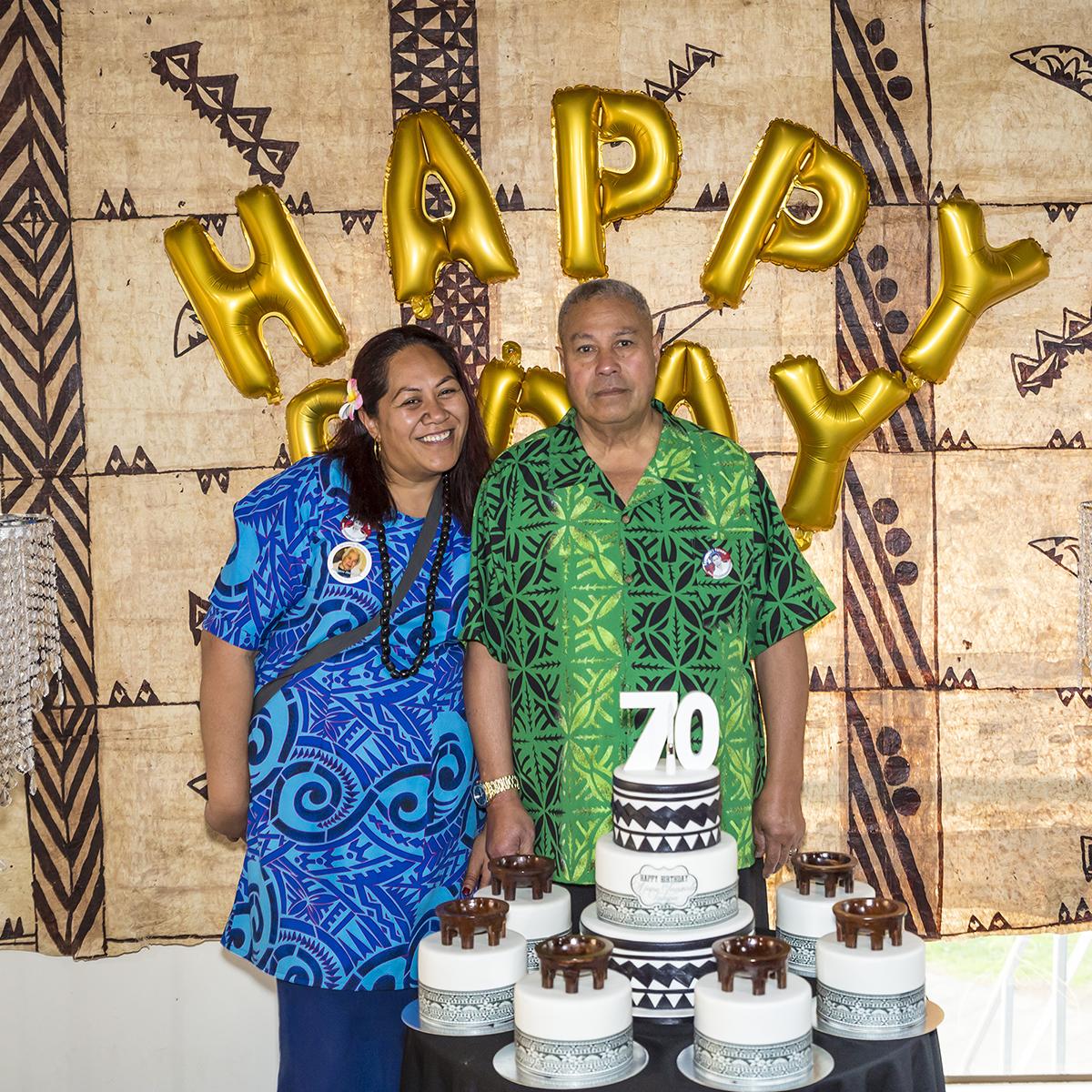 Maori Birthday Party in Auckland