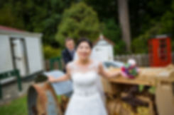 Kiwi Wedding in Matakana Auckland New Zealand